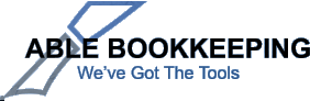 ABLE BOOKKEEPING We've Got The Tools